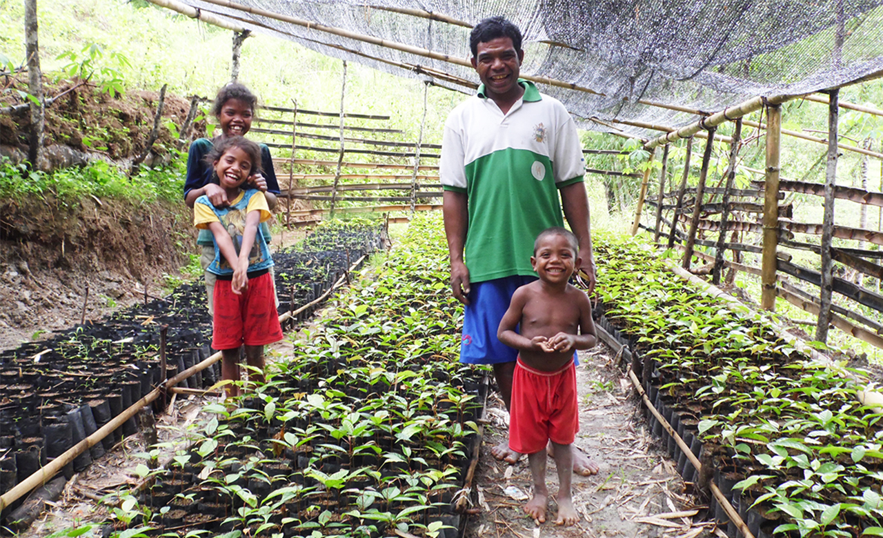 Global Climate Change Alliance in Timor Leste
