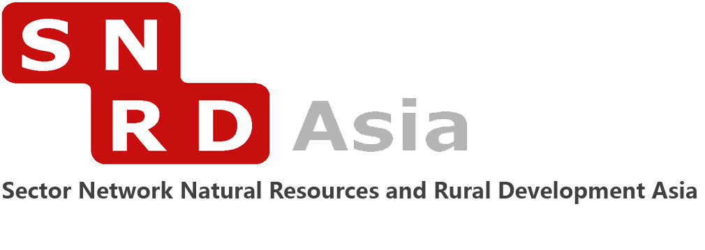 Sector Network Natural Resources and Rural Development Asia Mobile Retina Logo