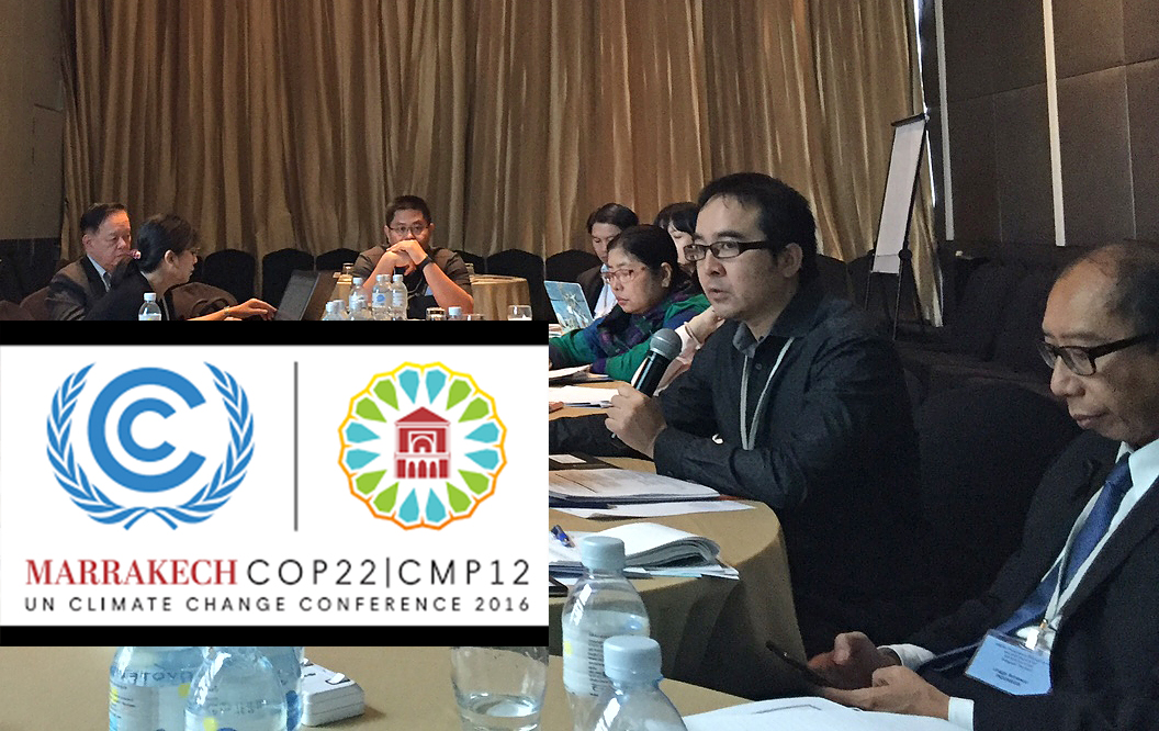 ASEAN heads to promote common position on agriculture at Marrakech Climate Change Talks