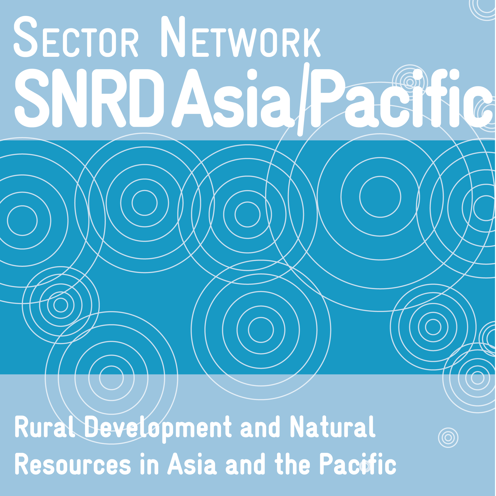 Sector Network Natural Resources and Rural Development Asia